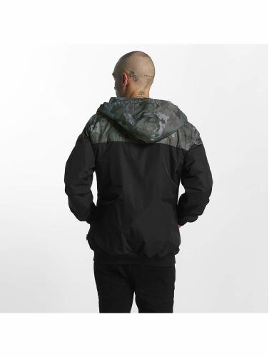 Iriedaily Herren Übergangsjacke Insulaner in camouflage