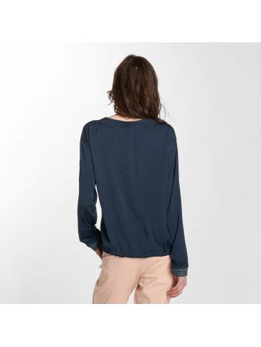 JACQUELINE de YONG Damen Bluse jdyManny in blau