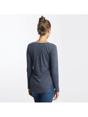 Jacqueline Yong Kvinner Langermet Skjorte I Blått Jdybolette klaring samlinger billig stor overraskelse 100% autentisk rabatt originale 3cRaYFnqDk