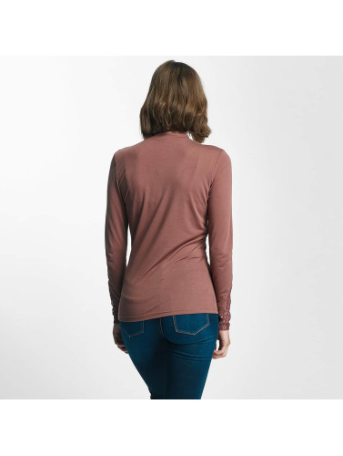 Jacqueline Yong Kvinner Langermet Skjorte I Rosa Jdyfabia CEST billig online salg største leverandøren salg pre-ordre clearance 2015 nye populær om0xmKRnPm