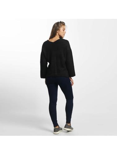 JACQUELINE de YONG Damen High Waist Jeans jdySkinny Ulle in indigo