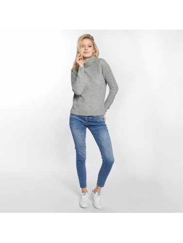 JACQUELINE de YONG Mujeres Jersey jdyJusty in gris