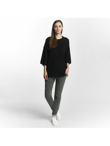 JACQUELINE de YONG Mujeres Jersey jdyNappy in negro