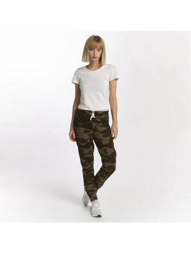 JACQUELINE de YONG Damen Jogginghose jdyAmo in camouflage