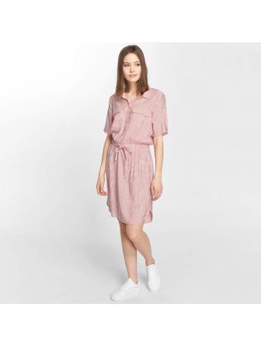 JACQUELINE de YONG Damen Kleid jdyBeach in rot