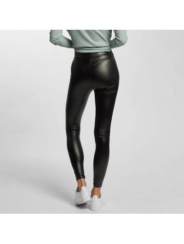 JACQUELINE de YONG Damen Legging jdyLaila in schwarz