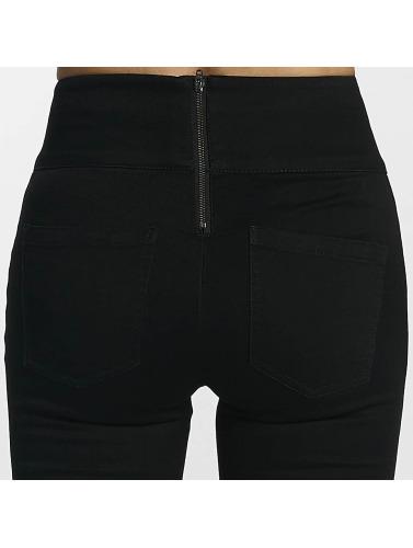 JACQUELINE de YONG Mujeres Legging/Tregging jdyTara in negro