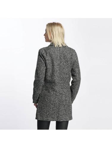 JACQUELINE de YONG Damen Mantel jdyOlivia in schwarz