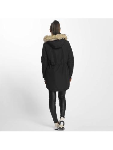 JACQUELINE de YONG Damen Mantel jdStar Fall in schwarz