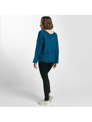 JACQUELINE de YONG Damen Pullover jdyDuo in blau