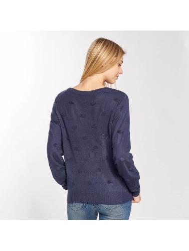 JACQUELINE de YONG Damen Pullover jdyRosie in blau