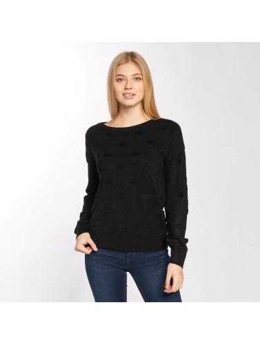 JACQUELINE de YONG Damen Pullover jdyRosie in schwarz