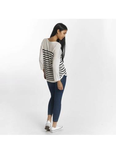 JACQUELINE de YONG Damen Pullover jdyCrush in weiß