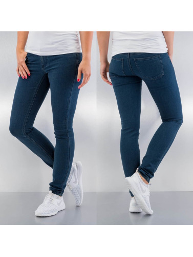 JACQUELINE de YONG Damen Skinny Jeans JdyHolly Low in blau