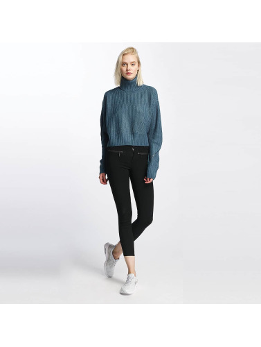 JACQUELINE de YONG Damen Skinny Jeans jdyThunder in schwarz