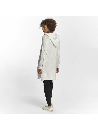 JACQUELINE de YONG Damen Strickjacke jdySoldier in weiß