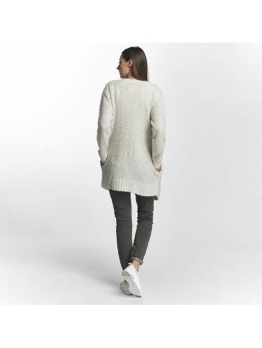 JACQUELINE de YONG Damen Strickjacke jdyFox in weiß