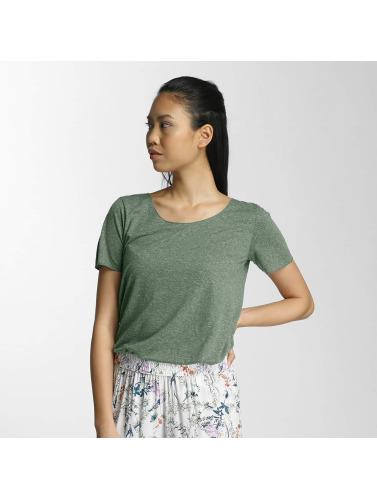 JACQUELINE de YONG Damen T-Shirt jdyLinette in grün