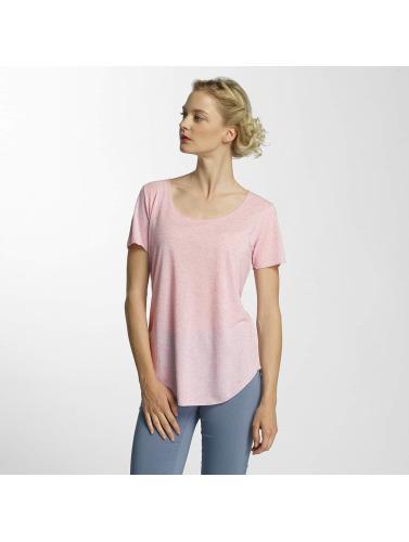 JACQUELINE de YONG Damen T-Shirt jdyLinette in rosa