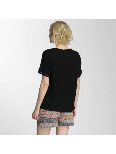 JACQUELINE de YONG Damen T-Shirt jdyCarly in schwarz Kostenloser Versand 6r2Dio