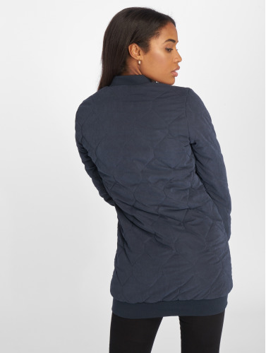 JACQUELINE de YONG Damen Übergangsjacke jdyAlisha Quitlted in blau