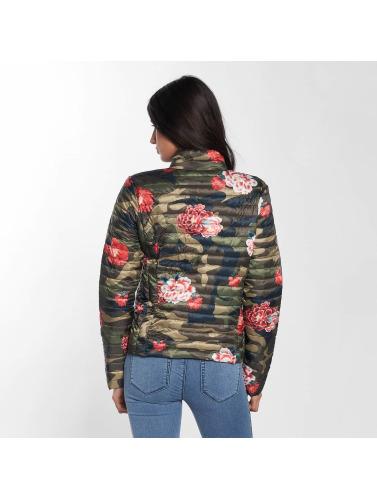 JACQUELINE de YONG Damen Übergangsjacke jdyMaddy in camouflage