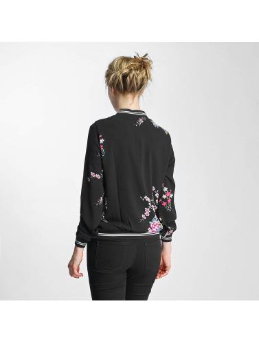 JACQUELINE de YONG Damen Übergangsjacke jdyYutaka in schwarz