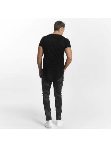 Hombres Camo camuflaje Jeans in ajustado H John OqzU5wA5