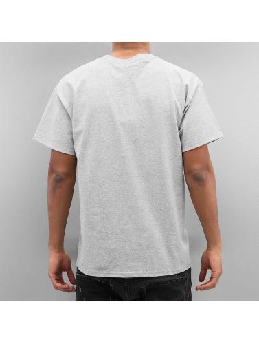 Joker Hombres Camiseta Ben Baller in gris