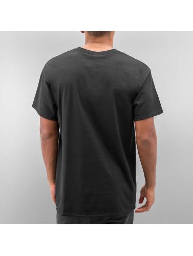 Joker Hombres Camiseta Calles in negro