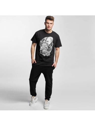 Joker Hombres Camiseta Love in negro