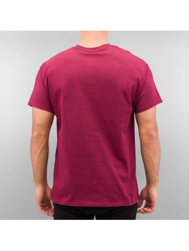 Joker Rose Camiseta Hombres Rojo In n00XAU1x