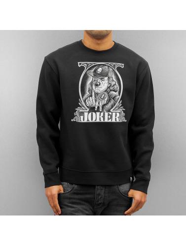 Joker Herren Pullover Ben Baller in schwarz