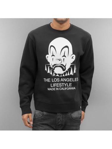 Joker Herren Pullover Lifestyle in schwarz