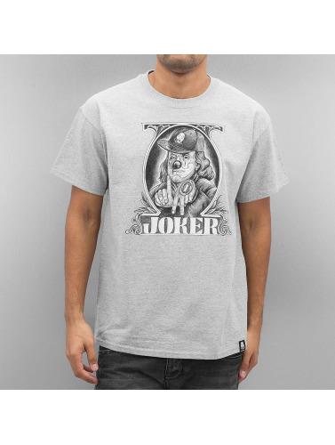 Joker Herren T-Shirt Ben Baller in grau 2018 Online-Verkauf Qualität Frei Versandstelle Billig Verkauf Großhandelspreis Ja Wirklich eOMoQNN