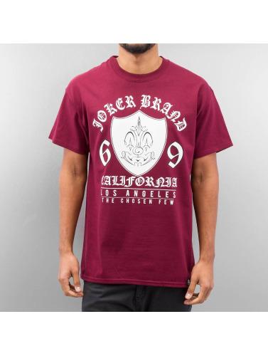Joker Herren T-Shirt Olde in rot