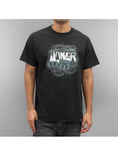 Joker Herren T-Shirt 69 Brand in schwarz