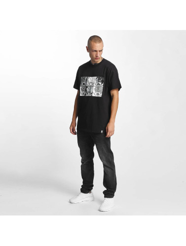 Joker Herren T-Shirt Mosaic in schwarz
