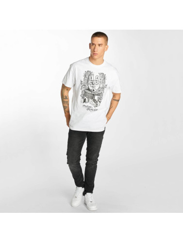 Joker Herren T-Shirt X Rumble in weiß