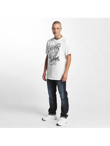 Joker Herren T-Shirt Drama in weiß