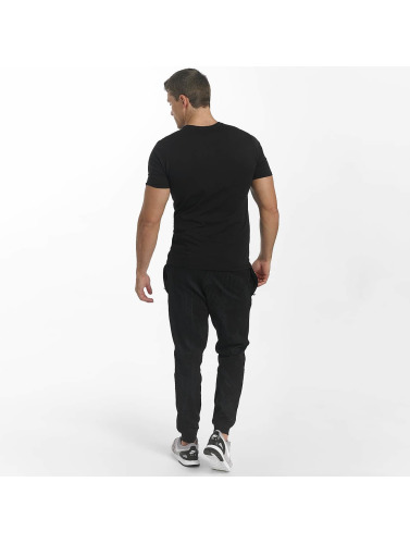 Jordan Hombres Camiseta Dry JMTC 23/7 Jumpman Basketball in negro