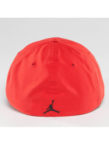 Jordan Flexfitted Cap Jumpman CLC99 in rot