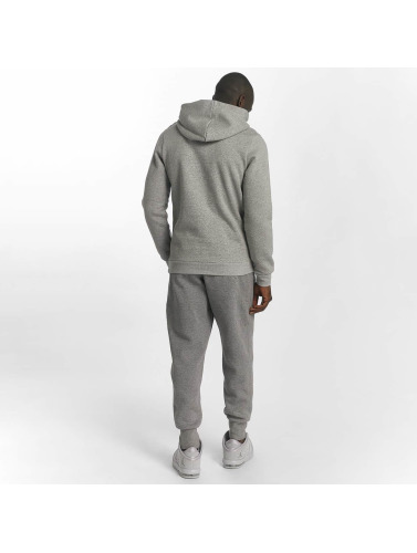 Jordan Herren Hoody Jumpman Air in grau