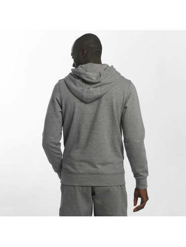 Jordan Herren Hoody Sportswear Jumpman Air Lightweight in grau