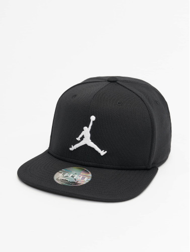 Jordan Snapback Cap Jumpman in schwarz