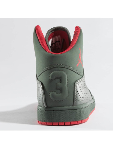 Jordan Herren Sneaker 1 Flight 5 Prem in grau