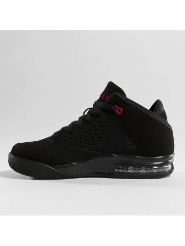 Jordan Sneaker Flight Origin 4 Grade School in schwarz