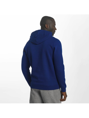 Jordan Hombres Sudadera Flight Fleece Jumpman Air in azul