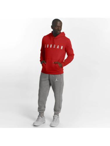 Jordan Hombres Sudadera Sportswear Flight Fleece Air in rojo