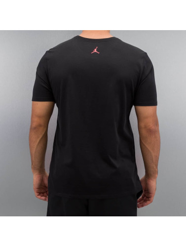 Jordan Herren T-Shirt Jumpman in schwarz